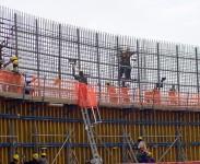Вертикальное армирование конструкций