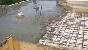 Временный рабочий шов бетонирования